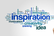 Inspiration Word Cloud