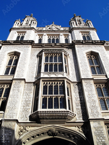 Photo  King's College, University Of London in Chancery Lane, The Strand, London, Engla