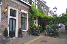 Haarlem Holland - Typical Stre...