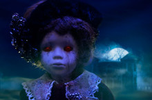 Old Mystical Scary Horror Doll...