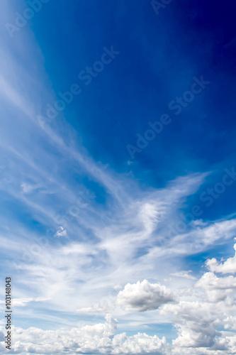 niebo-chmury