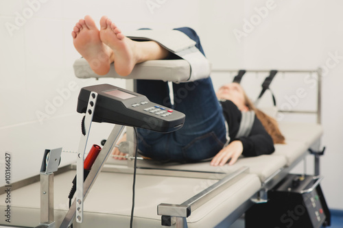 Fotografía  Spinal Decompression Therapy