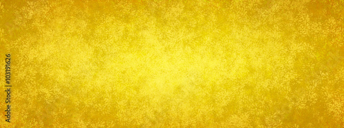 shiny gold background, vintage texture with bright center