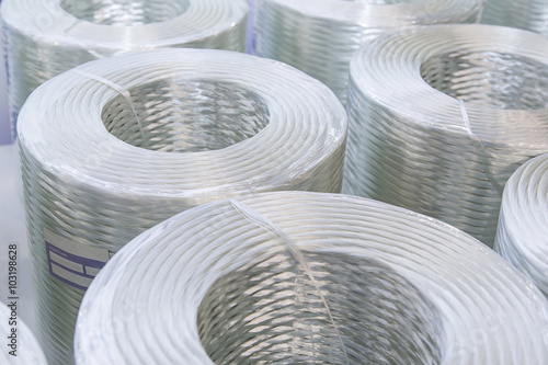 Photo Composite materials. Fiberglass
