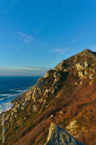 Photo  Mar y rocas