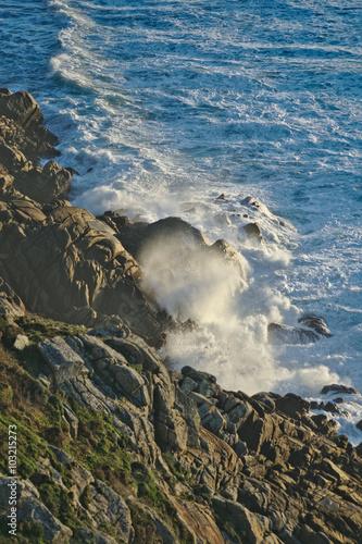 Mar y rocas Wallpaper Mural