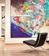 canvas print picture - Art Presentation