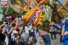 Chienese Dragon During The 117...