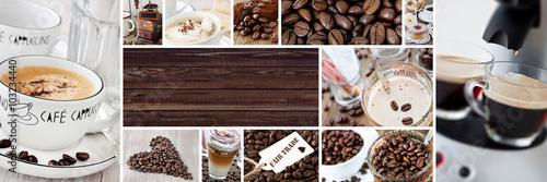 Kaffee - Panorama