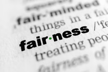 Fairness - In German: Kulanz, ...