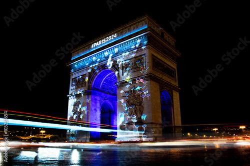 Fotografía  París, jeux olympiques 2024