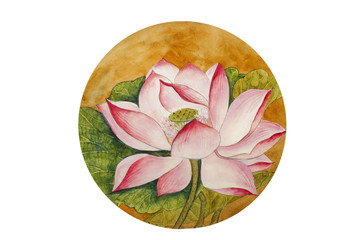 Obraz beautiful lotus flower