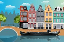 Amsterdam Landscape