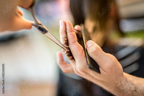 mata magnetyczna Hair Cutting