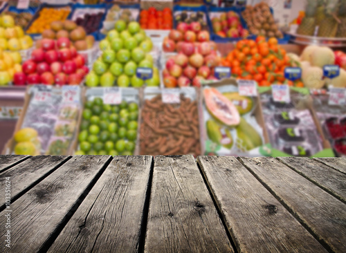 Fotografía  Tienda de Frutas y Verduras