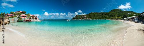 Fotografie, Obraz  Saint Barth island, Caribbean sea