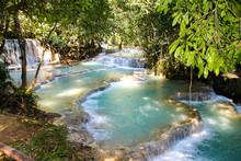 Kuang Si Waterfall, Luang Prab...