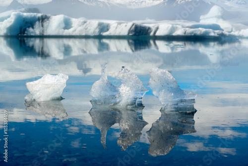 Papiers peints Arctique Jokulsarlon