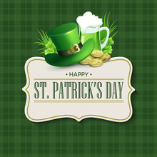 St. Patricks Day Vintage Holid...