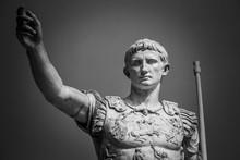 Statue Of Roman Emperor August...
