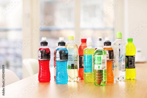 Valokuva  Isotonische Getränke