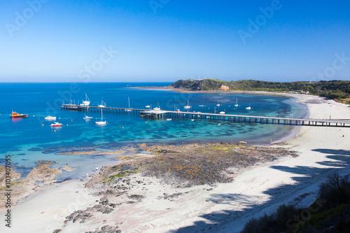 Fotografie, Obraz  Flinders Back Beach