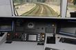 the train control cabin