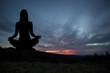 Yoga practicioner