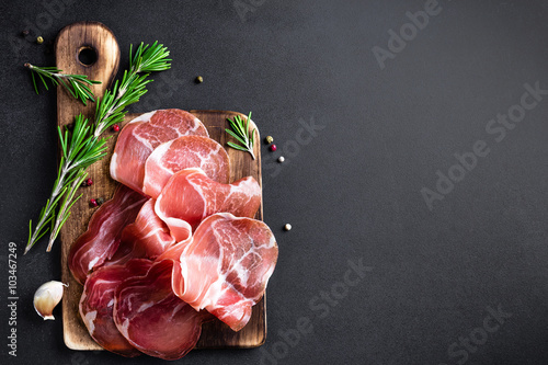 Fototapeta Bacon obraz