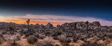 Sunset View Of Hidden Valley