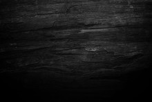 Black Wooden Texture Backgroun...