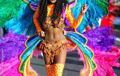 In de dag Carnaval carnaval de Nice