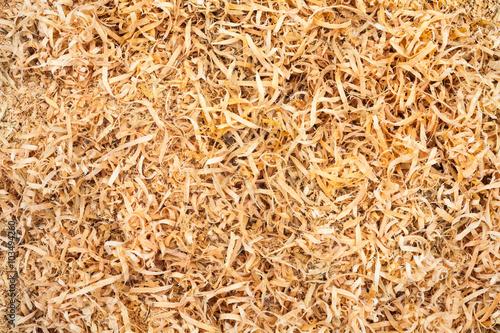 Fotografia, Obraz  Wood sawdust