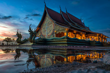 Wat Sirintornwararam The Templ...