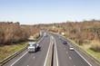 French motorway.