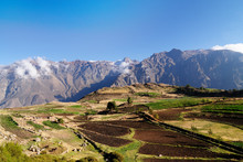 The Most Interesting Places Of South America, Colca Canyon In Peru