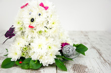 Beautiful Arrangement Of Flowers