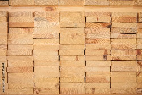 Obraz wood lumber texture - fototapety do salonu