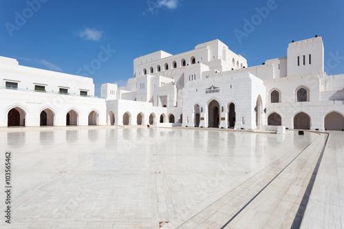 Papiers peints Opera, Theatre The Royal Opera House Muscat, Oman