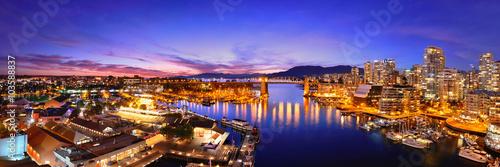 Fotografía  Vancouver harbor view