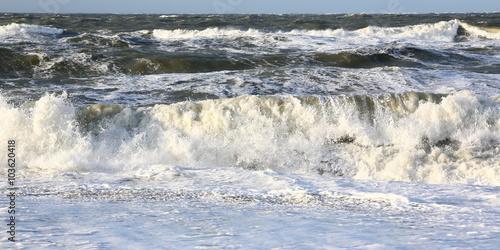 Keuken foto achterwand Noordzee Nordsee