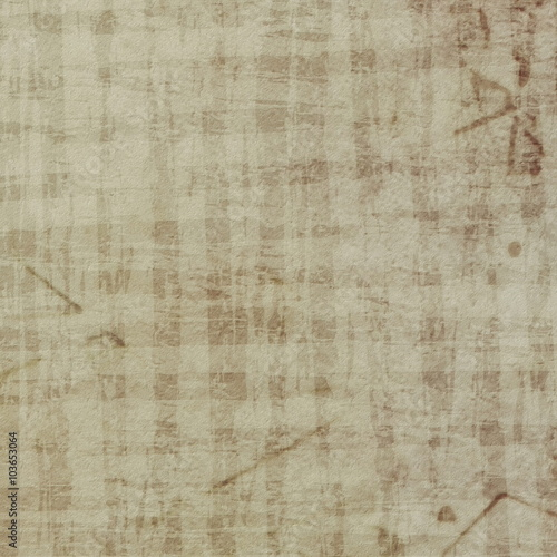 Recess Fitting World Map abstract grunge old wall background, texture