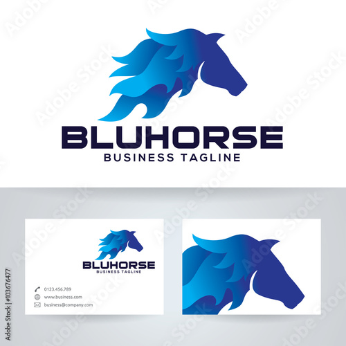 Horse business cards the best horse of 2018 horse trainer business card templates bizcardstudio colourmoves