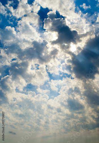 Fotografie, Obraz  dramtic sky