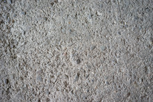Material On A Concrete Floor