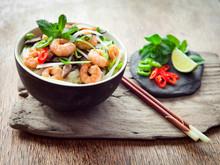 Asian Prawn Noodle