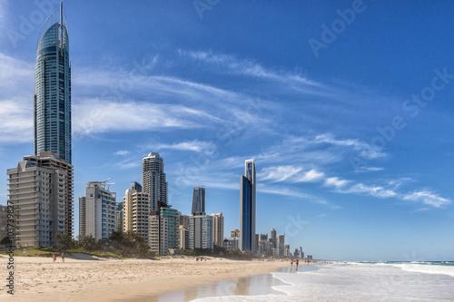 Valokuva  Surfers Paradise beach