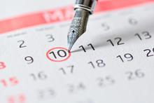 Calendario, Data, Appuntamento, Impegno