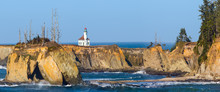 Cape Arago Lighthouse From Sou...