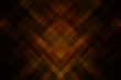 Abstract orange fractal background with various color lines and